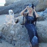 Karen St. Claire: Voodoo Mermaid of Fiji Island [SPOKESMODEL GALLERY]