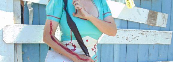 Karen St. Claire: Abandoned Asylum's Latex Nurse [SPOKESMODEL GALLERY]