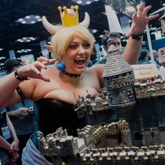 Amaranth Cosplay: Bowsette Faces Gen Con [EVENT GALLERY]