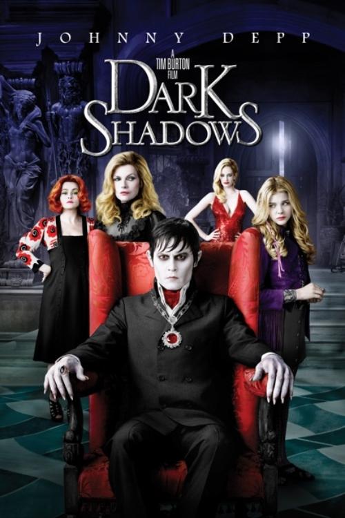 Dark Shadows Cover